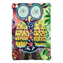 Stoned Owl iPad Mini Case