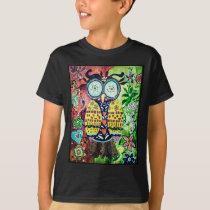 Stoned Owl T-Shirt
