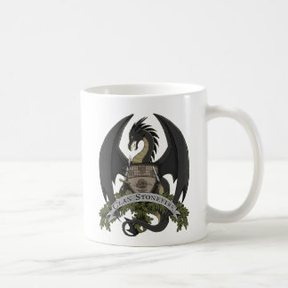 Stonefire Dragons Crest (Black Dragon) 11oz Mug