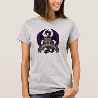 Stonefire Dragons Crest (Purple), Women's t-shirt