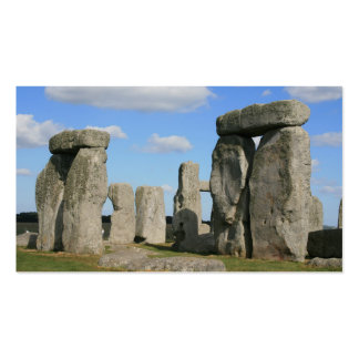 stonehenge 10 business cards