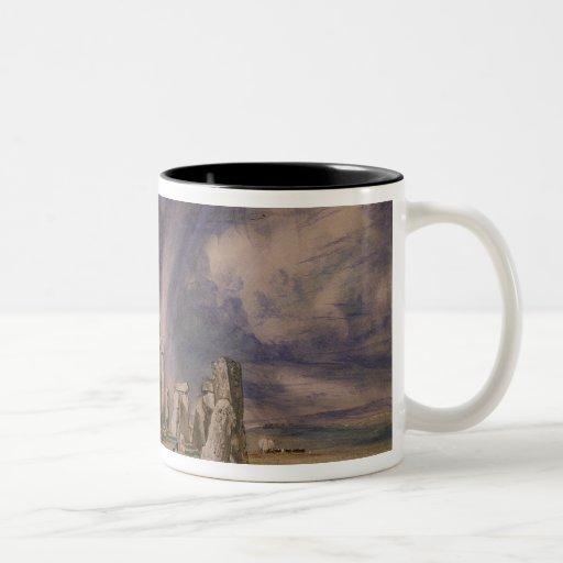 Stonehenge, 1835 coffee mugs