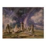 Stonehenge, 1835 postcards