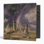 Stonehenge, 1835 vinyl binders