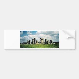 Stonehenge 2006 bumper sticker
