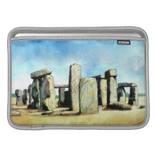 Stonehenge 2 MacBook air sleeve