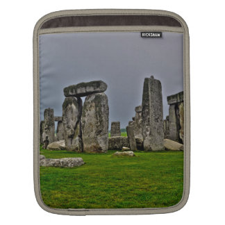 Stonehenge Ancient Historic Site of Power iPad Sleeve