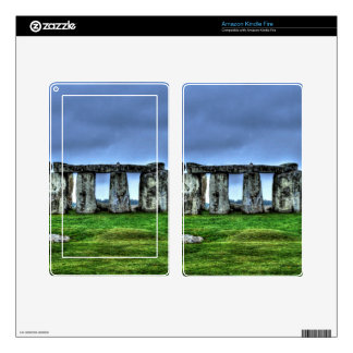 Stonehenge Ancient Historic Site of Power Kindle Fire Skin