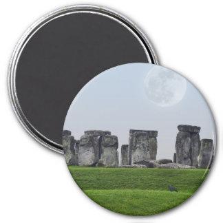 Stonehenge Ancient Historic Site of Power Magnet