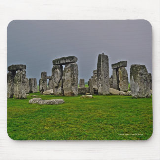 Stonehenge Ancient Historic Site of Power Mouse Pad