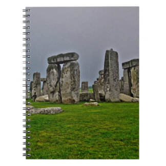 Stonehenge Ancient Historic Site of Power Notebook