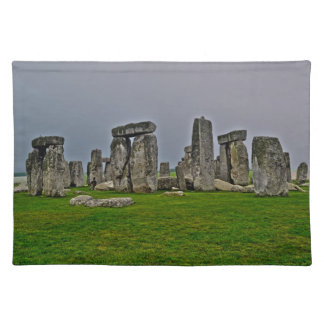 Stonehenge Ancient Historic Site of Power Placemats