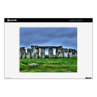 """Stonehenge Ancient Historic Site of Power 12"""" Laptop Decal"""