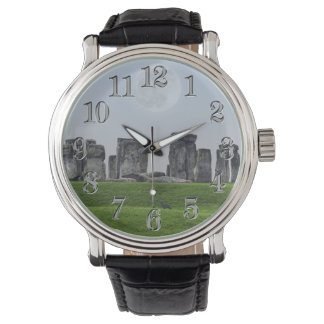 Stonehenge Ancient History-lover's design Watch