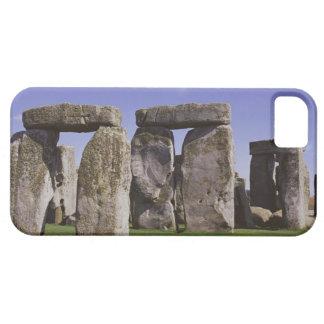 Stonehenge archaeological site, London, England iPhone SE/5/5s Case
