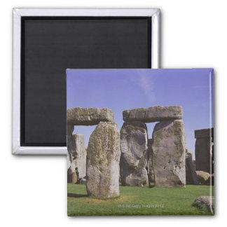 Stonehenge archaeological site, London, England Magnet