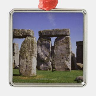 Stonehenge archaeological site, London, England Christmas Tree Ornaments