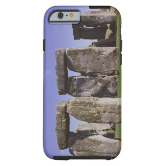 Stonehenge archaeological site, London, England Tough iPhone 6 Case