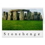 Stonehenge at Dawn II Greeting Card