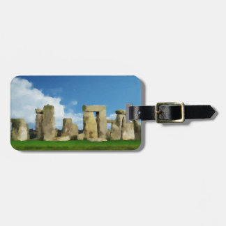 Stonehenge Bag Tag