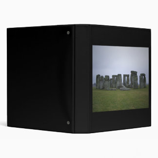Stonehenge Binder