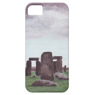 Stonehenge by Jane Sayre Denny for iPhone iPhone 5 Cases