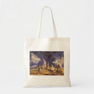 Stonehenge - by: John Constable Tote Bag