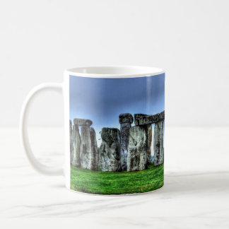 Stonehenge Celtic Standing Stones in Britain Coffee Mug
