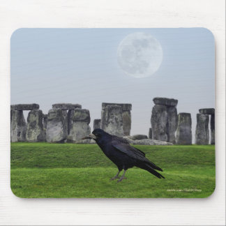Stonehenge Celtic Standing Stones in Britain Mouse Pad