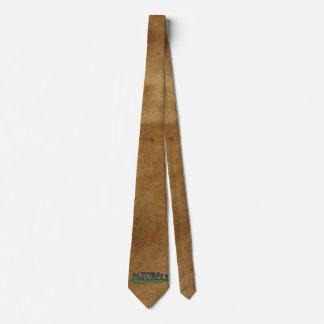 Stonehenge Celtic Standing Stones in Britain Neck Tie