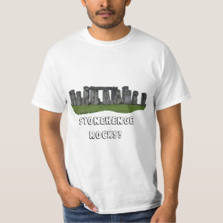 Stonehenge Celtic Standing Stones in Britain T-Shirt