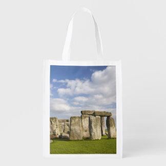 Stonehenge (circa 2500 A.C.), mundo 2 de la UNESCO Bolsas Reutilizables