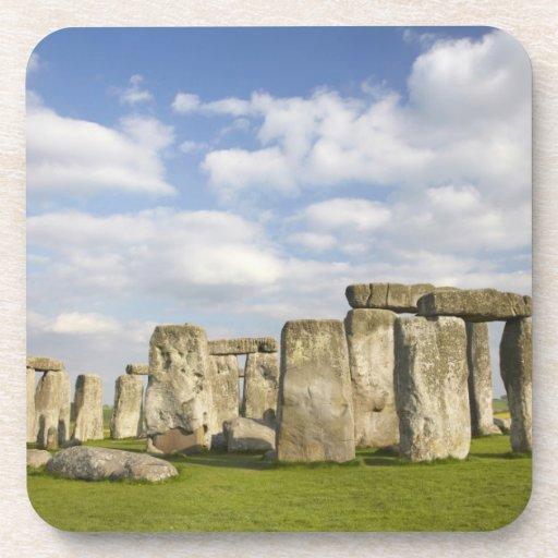 Stonehenge (circa 2500 A.C.), mundo 2 de la UNESCO Posavasos De Bebida