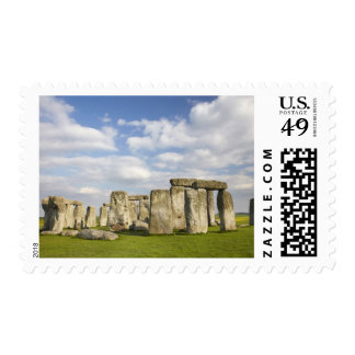 Stonehenge (circa 2500 A.C.), mundo 2 de la UNESCO Sello