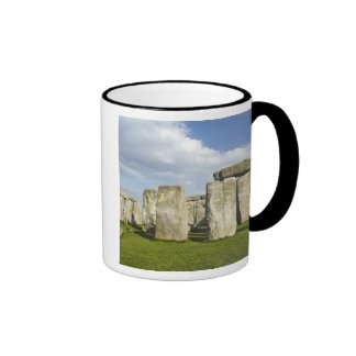 Stonehenge (circa 2500 A.C.), mundo 3 de la UNESCO Taza De Café