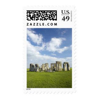 Stonehenge (circa 2500 A.C.), mundo de la UNESCO Timbres Postales