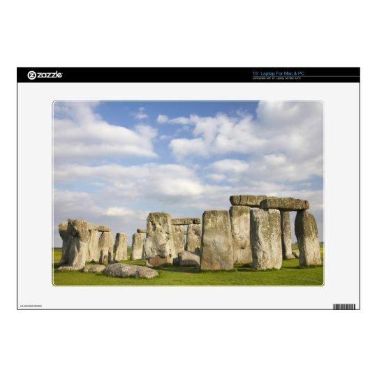 Stonehenge (circa 2500 BC), UNESCO World 2 Decal For Laptop