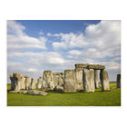Stonehenge (circa 2500 BC), UNESCO World 2 Postcard