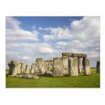 Stonehenge (circa 2500 BC), UNESCO World 2 Post Card