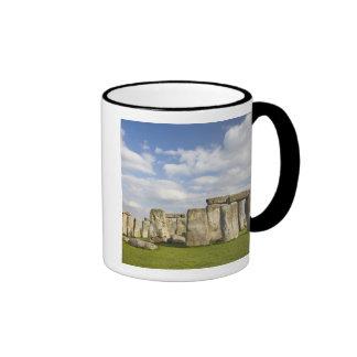 Stonehenge (circa 2500 BC), UNESCO World 2 Ringer Mug