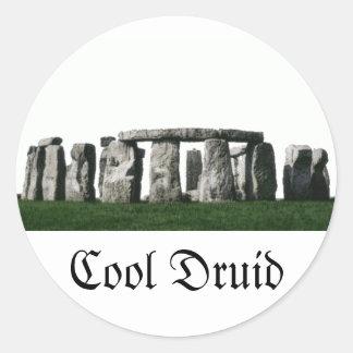 Stonehenge - Cool Druid Stickers