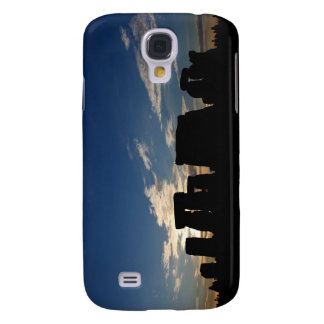 stonehenge dusk galaxy s4 cases