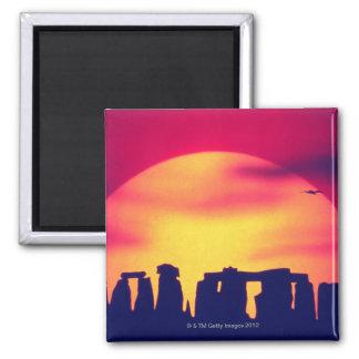 Stonehenge, England 2 Magnet