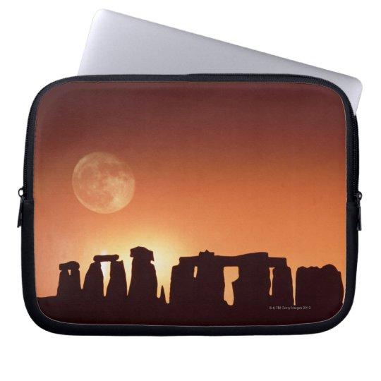 Stonehenge, England 3 Computer Sleeve