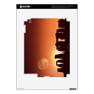 Stonehenge, England 3 iPad 3 Skin