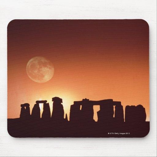 Stonehenge, England 3 Mousepads