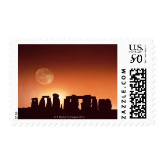 Stonehenge, England 3 Postage