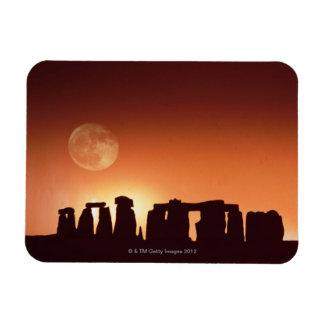 Stonehenge, England 3 Rectangular Magnets