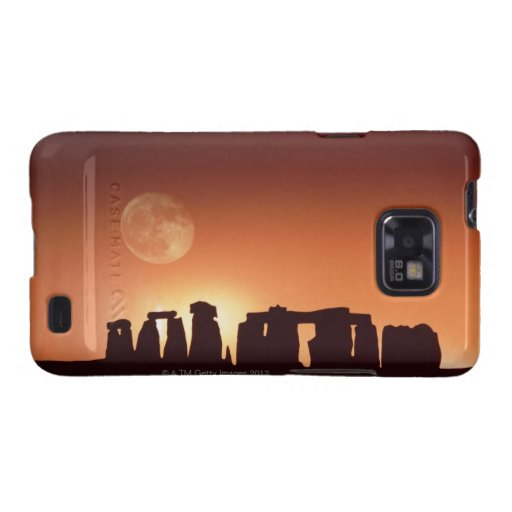 Stonehenge, England 3 Samsung Galaxy SII Cases