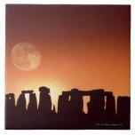 Stonehenge, England 3 Tile